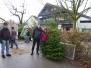Weihnachtsbaumverkauf 2011